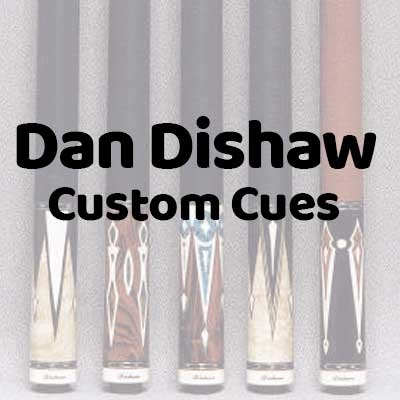 Super Billiards Expo Exhibitor Dan Dishaw
