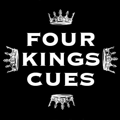 Four Kings Cues
