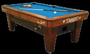 Diamond Billiards Table