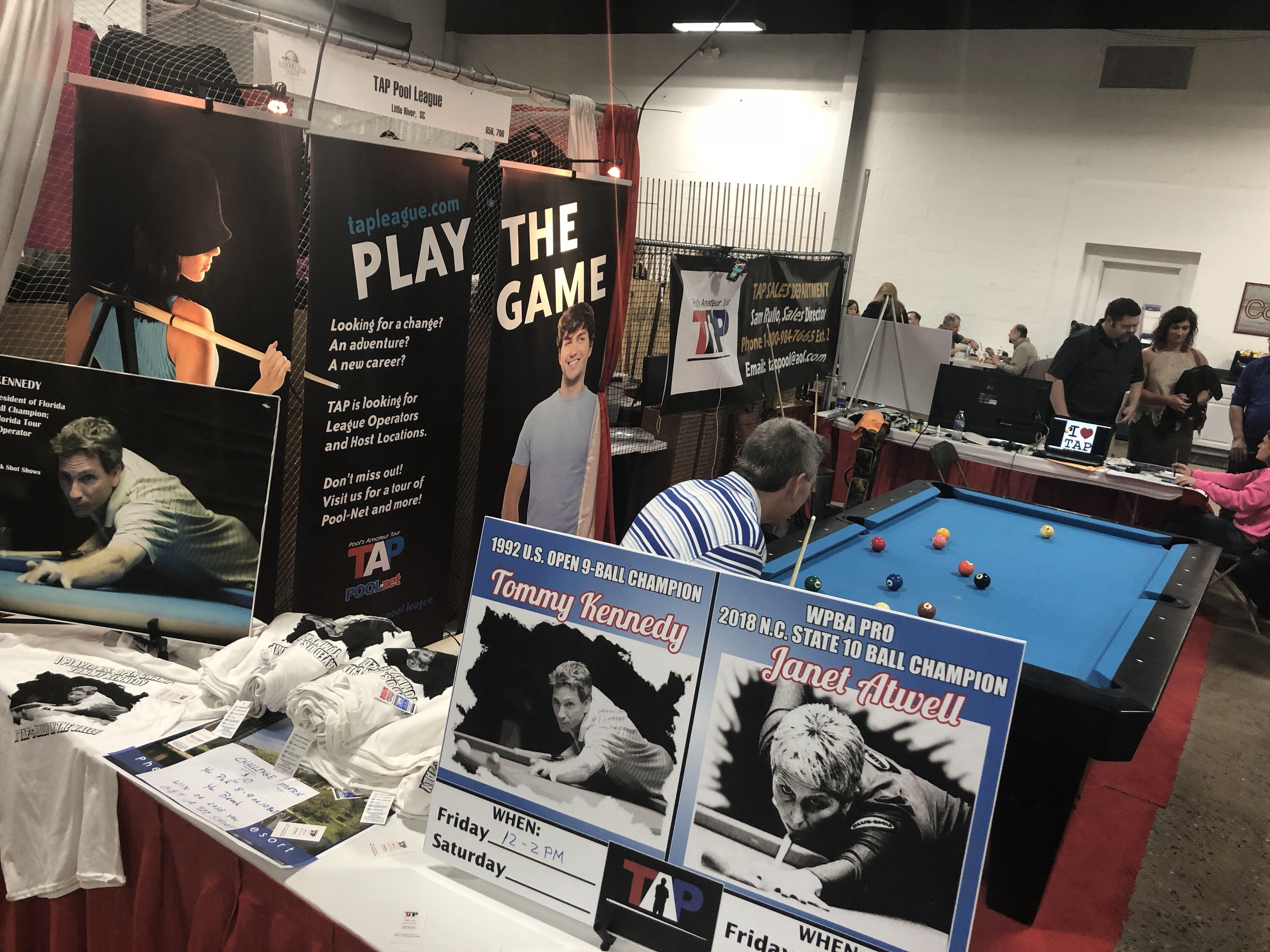 Expo2020 - Super Billiards Expo