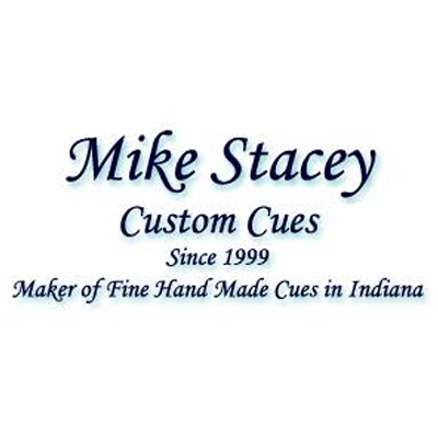 Mike Stacey Custom Cues - Super Billiards Expo