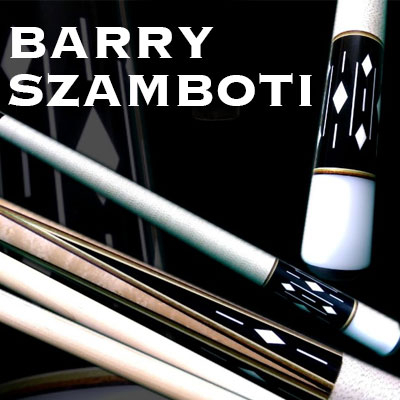 Barry Szamboti Cues