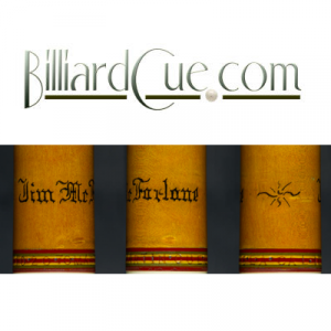 billiard-cue